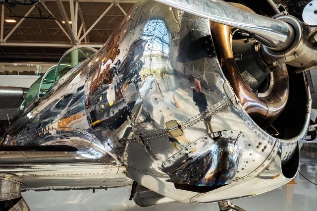 Falcon plane 2
